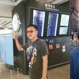 金義聖走訪香港遊行的片段,將於下週一韓國時事節目《Straight》上播出