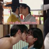 【有片】《綠豆傳》張東尹的兩場吻戲引發話題…先親姜泰伍、再親金所炫!
