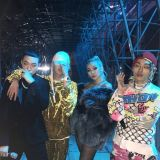 《SBS歌謠大戰》GDXCLXBewhY帶來歷代級HIPHOP合作舞台