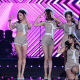 T-ara、TWICE、EXID齊亮相 性感舞姿撩人心緒