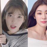 女性广告代言人品牌评价大翻盘 IU 击败劲敌跃上冠军宝座!