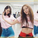 少時潤娥跟著RV瑟琪跳《Power Up》!掃一眼就學會:「我可是少女時代啊~」