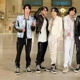 只有防彈能超越防彈!BTS 在「紐約中央車站」表演新歌《ON》霸氣回歸
