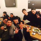 池昌旭、李宗泫和崔泰俊等人應援電影《監獄》 於SNS分享聚餐照片!