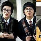 宋旻浩、P.O高中时期照片!在《新西游记5》中会展现什么样的默契呢?令人期待啊!