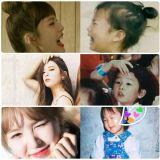 Red Velvet儿童时期跟现在相比几乎没有变啊!