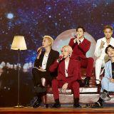 EXO下月(12月)行程公開!4日播出《RS》、29日至31日舉行安可演唱會