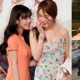 IU 与刘寅娜的友情真的太感人!IU 大力宣传《善茶坊》 亲送礼物为节目招徕关注