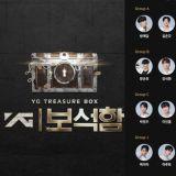 《YG宝石盒》A、B、C、J组29名练习生全部揭开面纱!要Pick起来吗?(上)