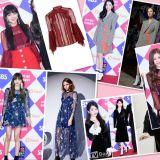 想找SBS歌谣大战红毯服装同款?看女神们美出新高度!