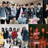 【百大偶像团体品牌评价】击败三大社艺人 Wanna One、防弹少年团依然稳占鳌头!