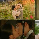 tvN《百日的郎君》有四吻:降雨之吻、畫押之吻、幽會之吻、櫻花之吻!