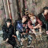 在春日来临时重温〈春日〉 BTS防弹少年团春日 MV 破四亿!