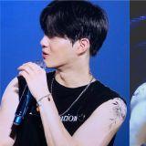 【五巡首爾場】EXO隊長SUHO公開好身材 背後紋身是成員們的名字和EXO-L!