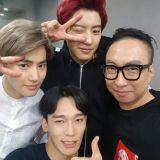 「EXO是可愛DOL」 大叔粉朴明秀顴骨升天認證照