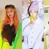 《The Show 5》新主持人出爐!EXID 靜花+Block B P.O.+MOMOLAND 妍雨