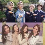 【百大偶像品牌评价】BTS防弹少年团、林英雄人气依旧 Brave Girls 打入前三名内!
