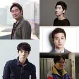 赵震雄、徐康俊、李光洙、朴正民、李东辉确定加盟tvN新剧《Entourage》