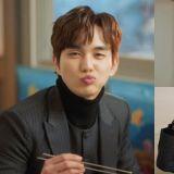 韩剧《不是机器人啊》俞承豪&蔡秀彬两人命中注定的爱情,连路过的阿伯都要「神助攻」啊!