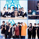 《Produce X 101》概念评价表演再一次!全员明登 Mnet《M! Countdown》