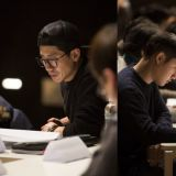 EXO都暻秀、申河均主演電影《7號室》今日開拍 劇本會議現場照公開