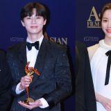 第十三屆亞洲電影大獎:眾韓星出席星光熠熠!