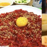 廣藏市場這家店靠一道生拌牛肉屹立不倒幾十年:真的好吃到炸裂!