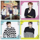 EXO-CBX日本迷你專輯《GIRLS》封面公開  下月出道