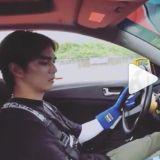 这段影片也太帅!俞承豪下一部戏,有没有考虑接个赛车手角色呢~!?