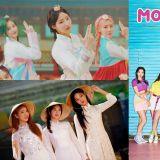 MOMOLAND公開新歌《BAAM》預告,電音搭配「傳統韓服+異國風」?