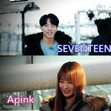 《Running Man》預告:Apink普美、南珠 & SEVENTEEN珉奎、Hoshi出演