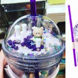 韓國星巴克夏季限量款新杯!這次的「夏日星空」系列真的太美了啦!