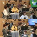 SJ 暖男崔始源疼师弟 年年为 NCT 127 外国成员准备年糕汤
