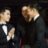 令人心动的三位男演员――宋仲基、刘亚仁和都暻秀合照公开!