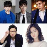 GOT7珍榮、尹博、2PM Nichkhun等人確定合作新網路劇《魔術學校》