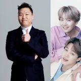 大前輩 PSY 發文祝賀 BTS 防彈少年團登上美國 Billboard 百大第四位