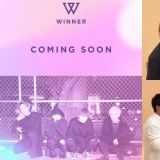 YG公開WINNER「COMING SOON」海報,12月將發行新單曲!昨日也參與了《Idol Room》的錄製!
