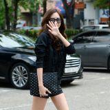 《MUSIC BANK》上班路:少女時代潤娥出街露大長腿