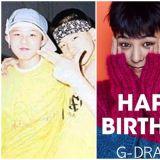 G-DRAGON生日快樂!BIGBANG、楊社長、李秀赫透過INS獻上祝福