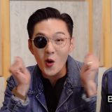 戴「一半墨镜」上节目,BTOB李昌燮这造型是?表情开朗揭秘内情:「做完双眼皮手术还没消肿」XD