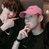 朴敘俊、柳俊烈同日到場觀看孫興慜比賽,是在拍攝tvN新節目?