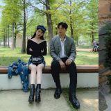 《德魯納酒店》張滿月IG公開戀情♥:男友留言隔空秀恩愛!