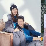 结婚纪念日当天...李东健为拍新剧的老婆赵胤熙送上应援咖啡车:「结婚纪念日,请快点把她送回家!」