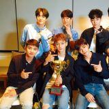 EXO《Power》連奪兩個一位  後續專輯摘Gaon週榜冠軍