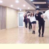 虽然对郑容和来说「跳舞」很有负担 但这可能是我看过最好学的舞蹈cover了~!