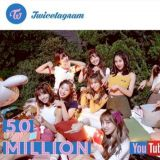 TWICE新歌《Likey》MV突破5000萬點擊!寫下韓國女團最短時間記錄