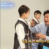 宋一國:大韓、民國、萬歲已經5歲了,像法官媽媽一樣聰明