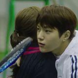 《汉摩拉比小姐》L❤高雅罗的「网球拥抱」比kiss还要心空!