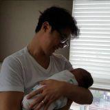 安在旭終於當爸爸了!  2月16日喜獲千金