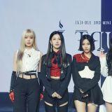 (G)I-DLE 征服 58 国 iTunes 榜 缔造韩国女团新纪录!